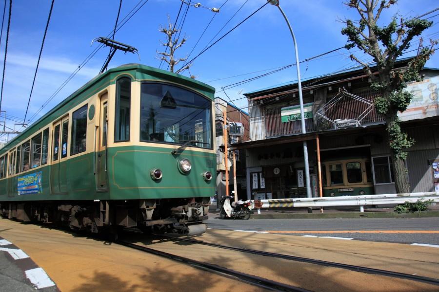 สถานีเอะโนะเด็น/เอะโนะชิมะ - 2
