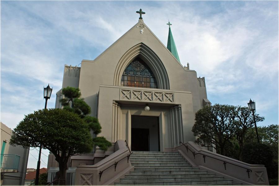 天主教山手教会 - 1