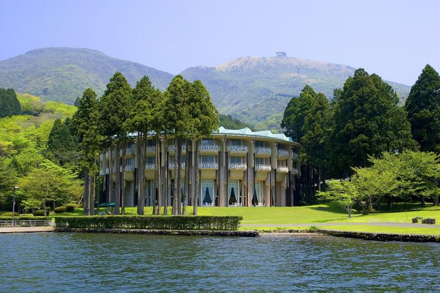 箱根蘆之湖皇家王子大飯店 - 1