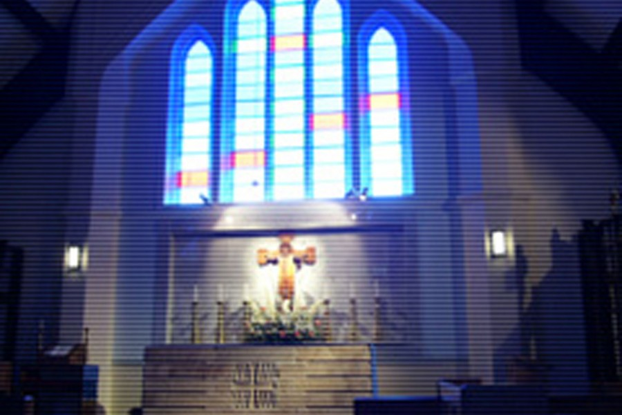 橫濱山手聖公會(Yokohama Christ Church) - 2