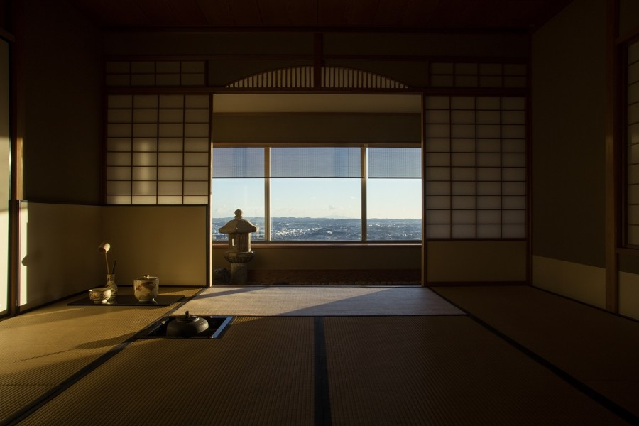 Kaikoh-an Japanese Tea Ceremony Room