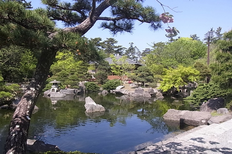 สวนฮะยะมะ ชิโอะไซ - 2