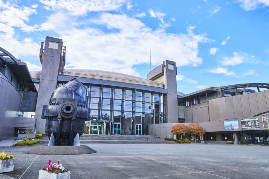 川崎市市民博物館 - 1