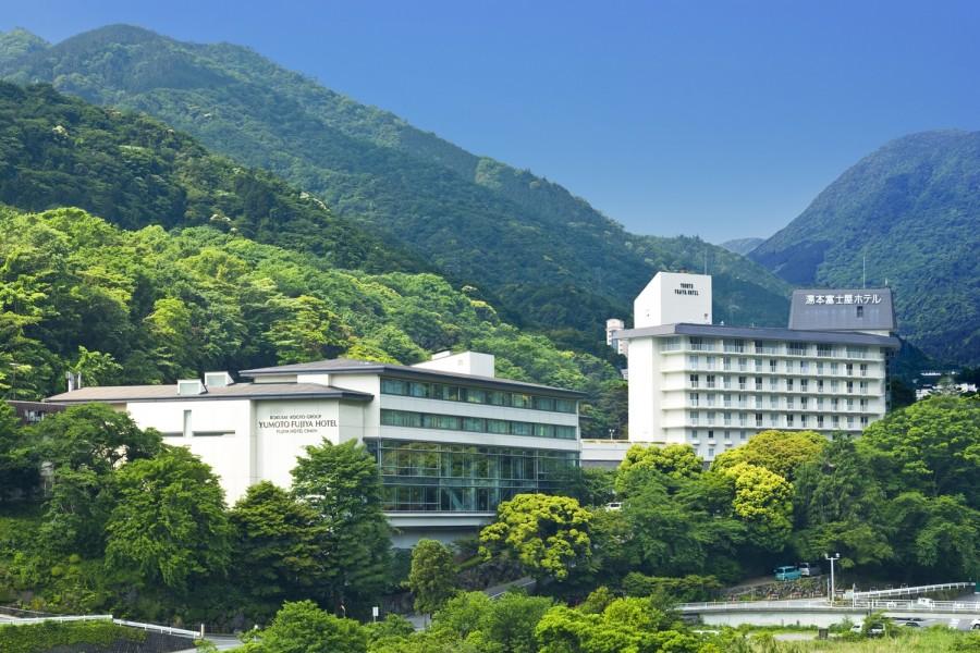 유모토 후지야 호텔