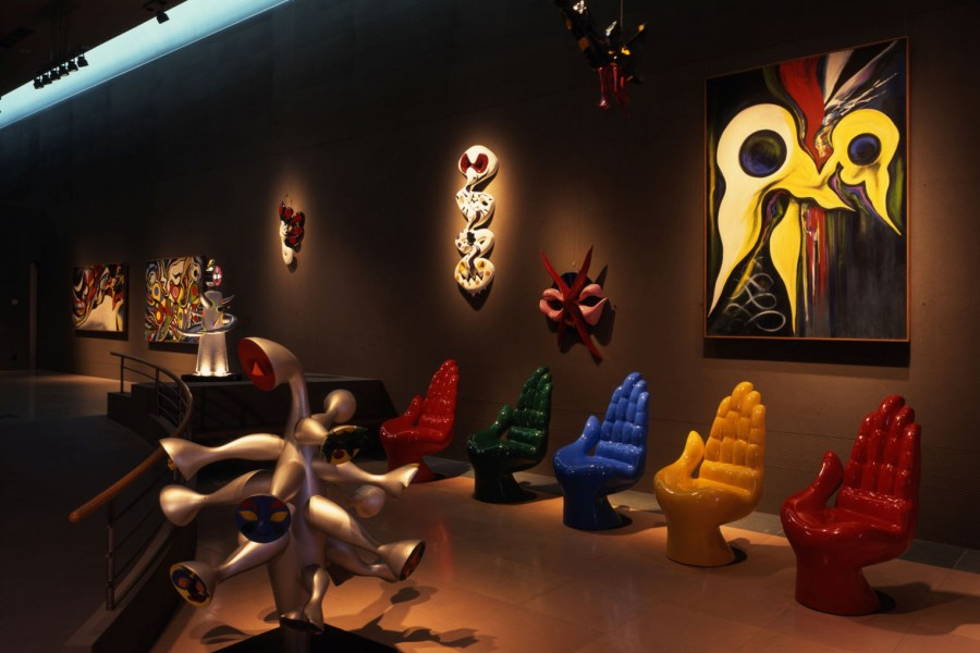 The Taro Okamoto Museum Of Art