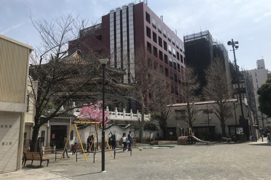 Yamashita-cho Park - 3