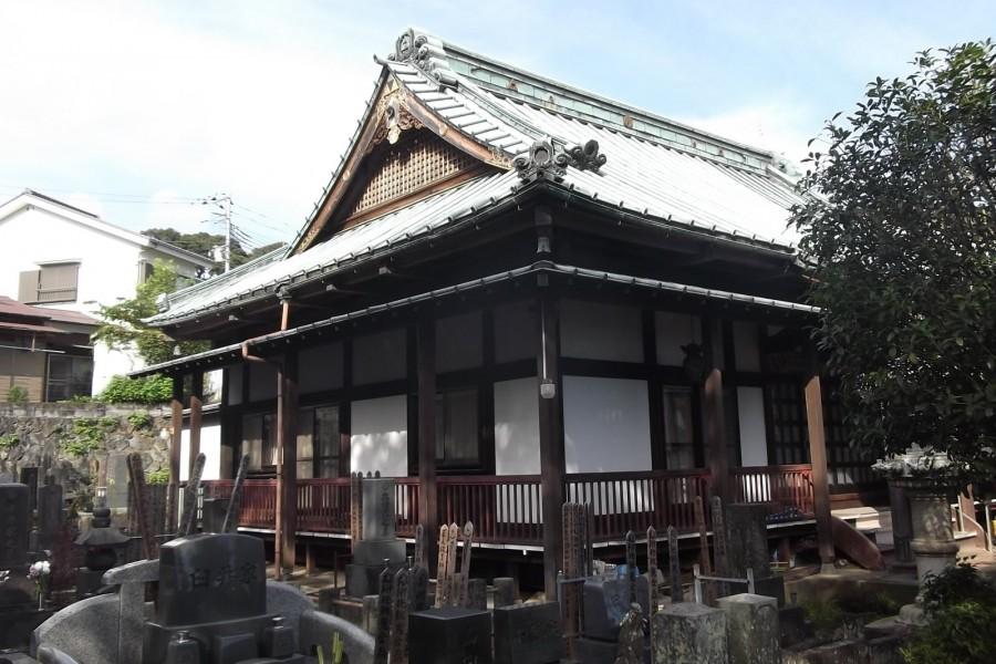 Temple Denjou-ji - 1