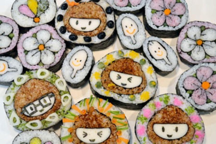 """Le cours de cuisine de sushi """"Gururi"""" - 2"""