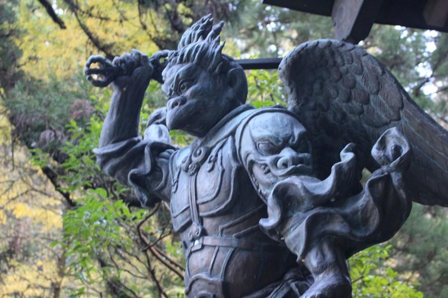 Daiyūzan Saijō-ji Tempel - 2