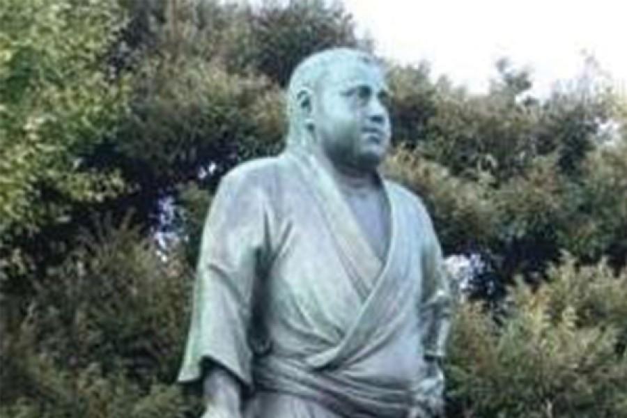 รูปปั้นไซโงะ ทะคะโมะริ (สวนอุเอะโนะ)