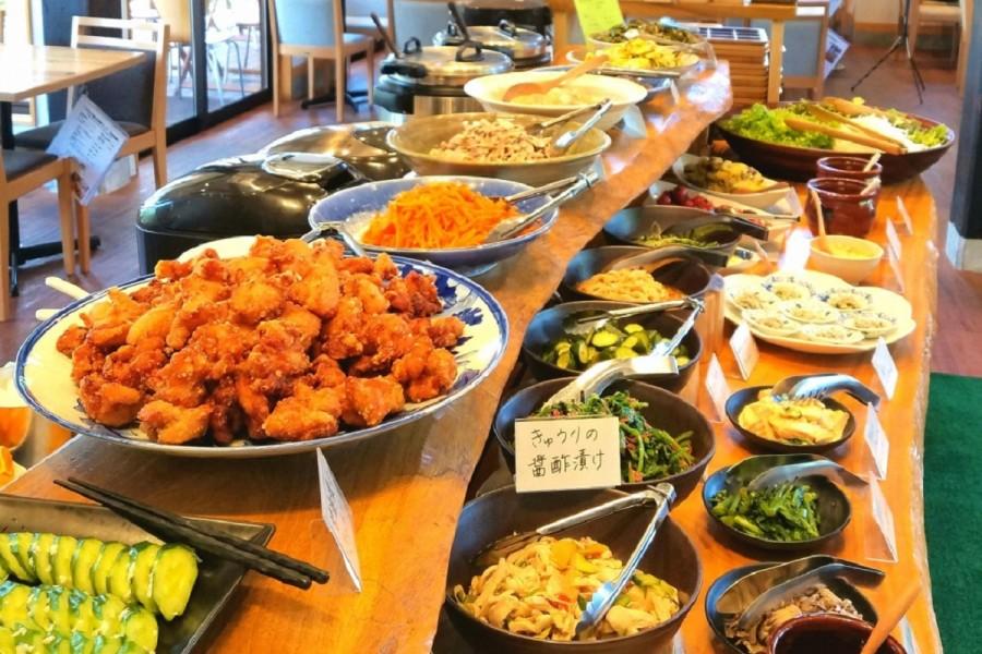 Ibuki Farm Restaurant - 1