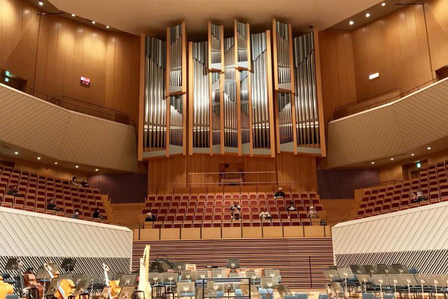 Phòng hòa nhạc Muza Kawasaki - 2