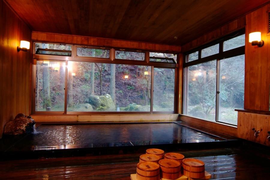 Motoyu Tamagawakan in Higashi Tanzawa Nanasawa Hot-spring