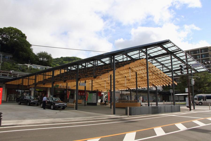 Quảng trường ga Yugawara