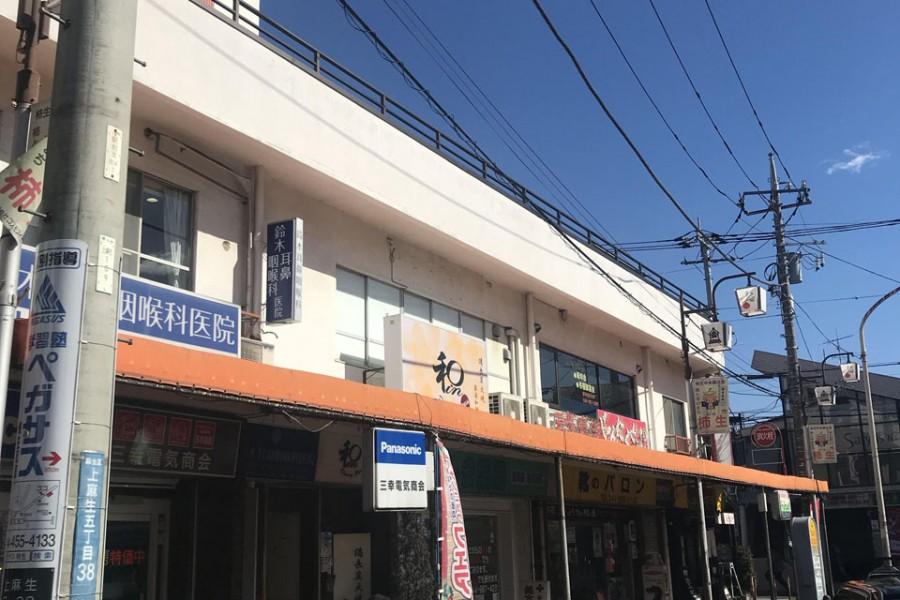 Ekimae Former Site of Fujiya