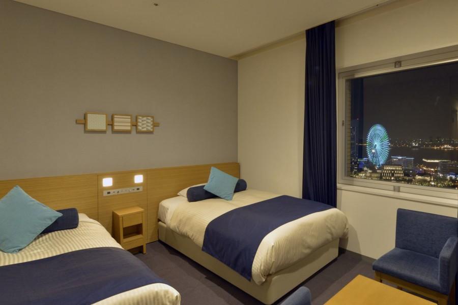 Washington Hotel Yokohama Sakuragicho - 1