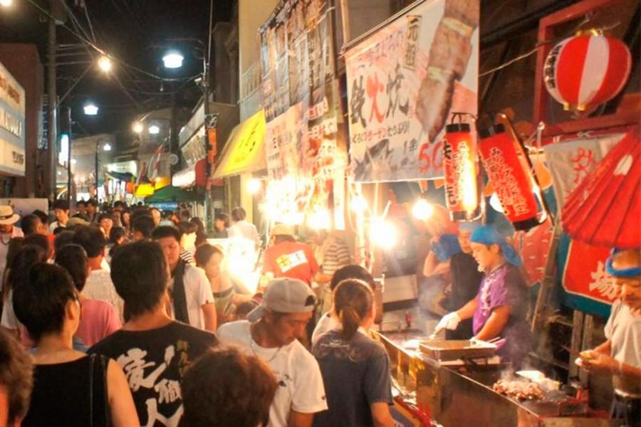 Le marché nocturne de Miura - 1