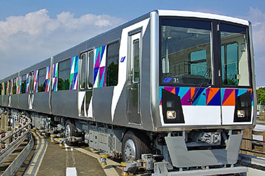 La ligne de bord de mer (Seaside Line) de Yokohama - 2