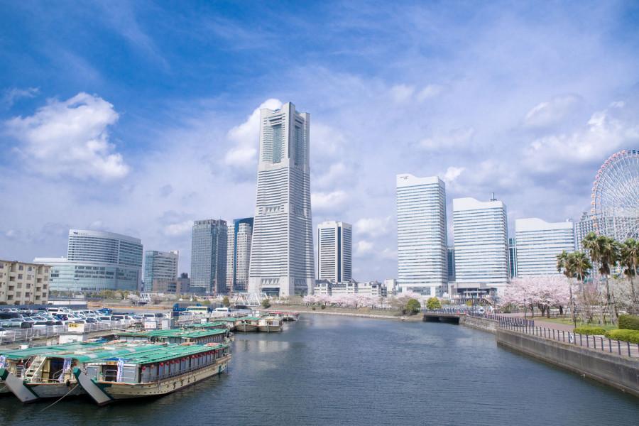 横滨港未来区 - 1