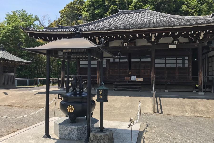 Asao Fudo-in (Tokusa Fudo) - 1