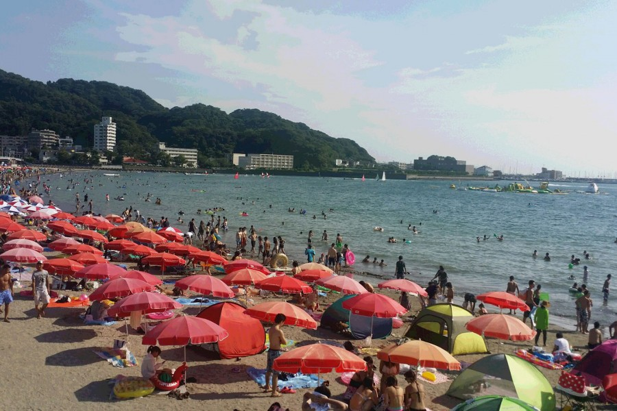 Zushi Beach - 1