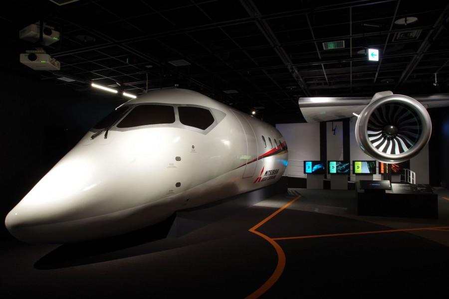พิพิธภัณฑ์อุตสาหกรรมมิตซึตบิชิ มินะโตะมิไร - 1
