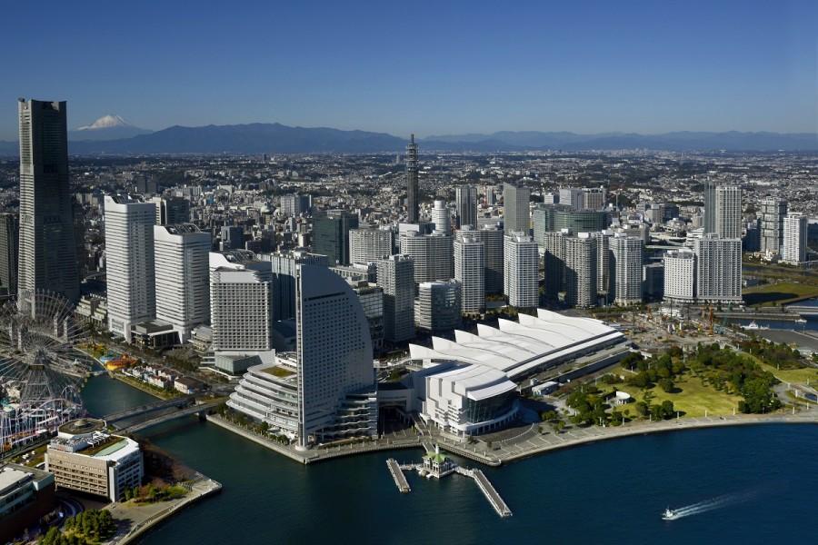 横滨国际平和会议场 - 1