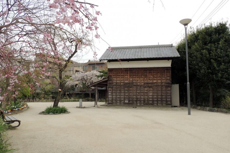 Parc Hisamoto-yakuimonn