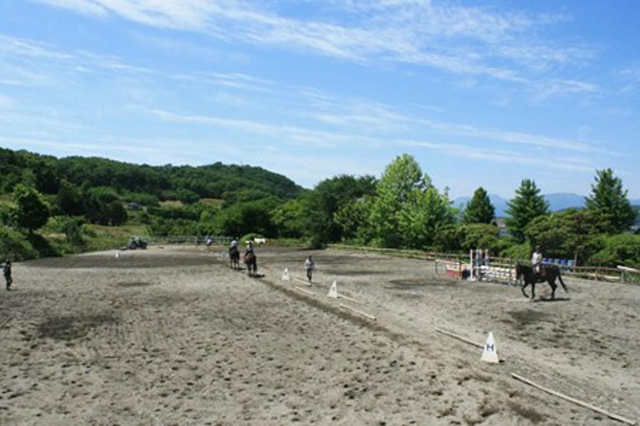 Câu lạc bộ cưỡi ngựa quốc tế Hatano - 2
