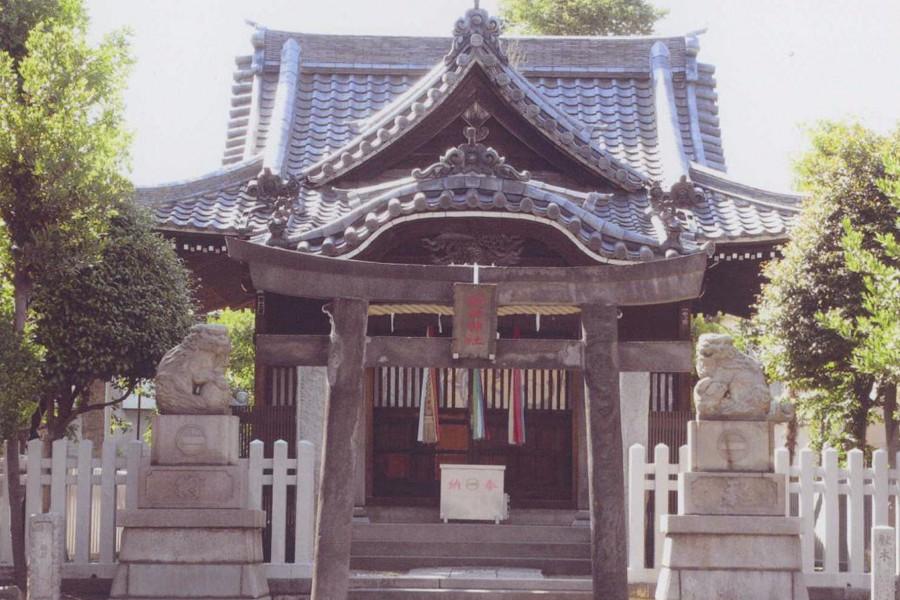 新田神社 - 2