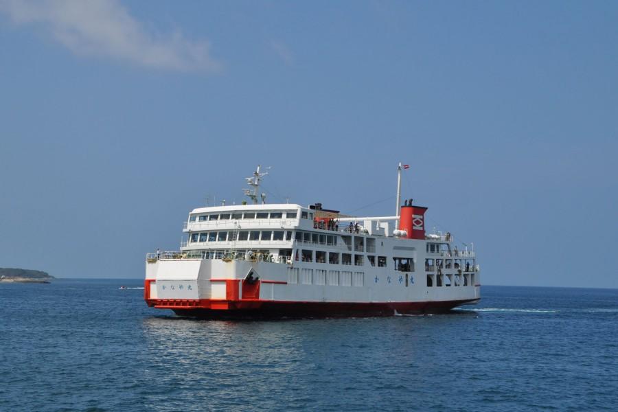 Tokyo Bay Ferry - 1