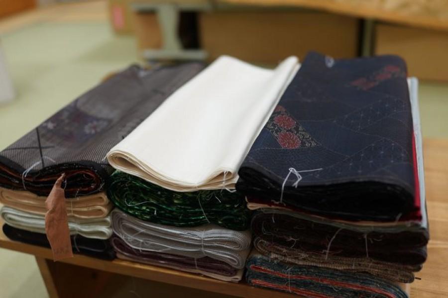 Expérience Kimono no Arai (Kimono Washing) - 1