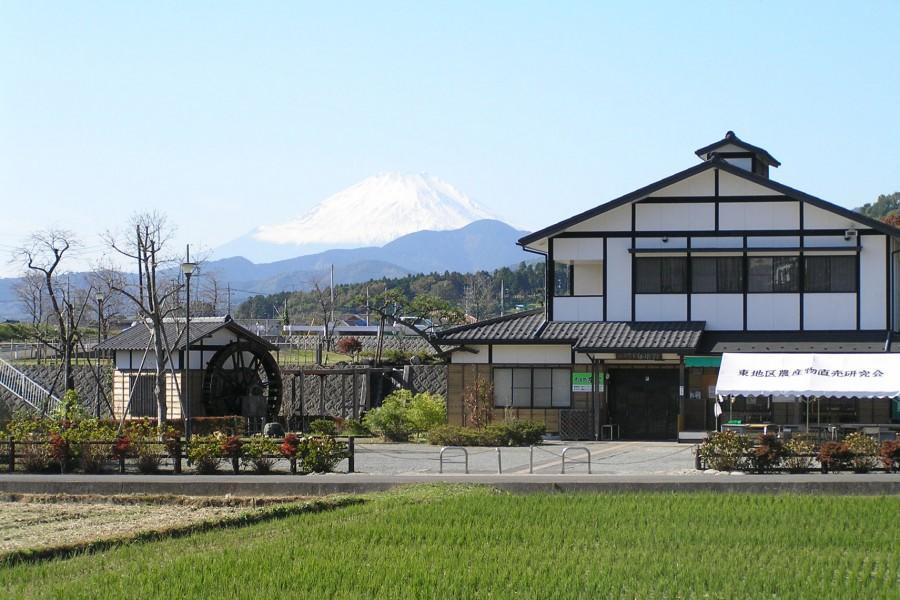Parc Tahara-Furusato : Restaurant de Soba Shinonome - 1