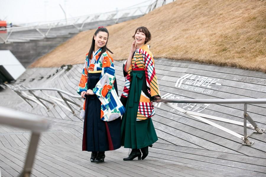Yokohama Haikara Kimono Kan: Trải nghiệm mặc kimono đầy phong cách - 1