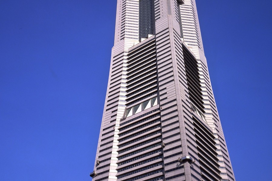 Yokohama Landmark Tower - 1