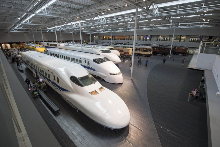 SCMAGLEV and Railway Park - 2