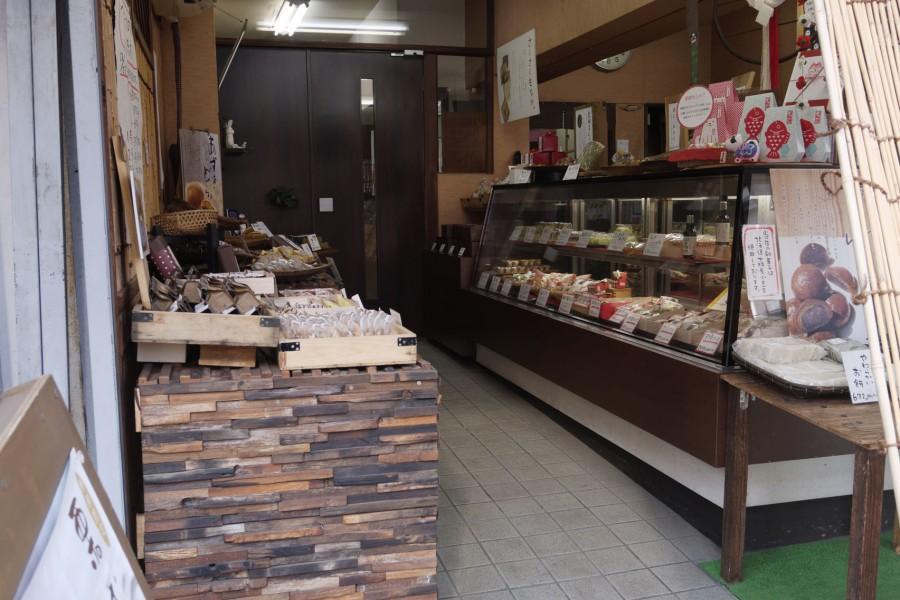 Wagashi Miyoshino Experience making wagashi (Japanese sweets) - 2