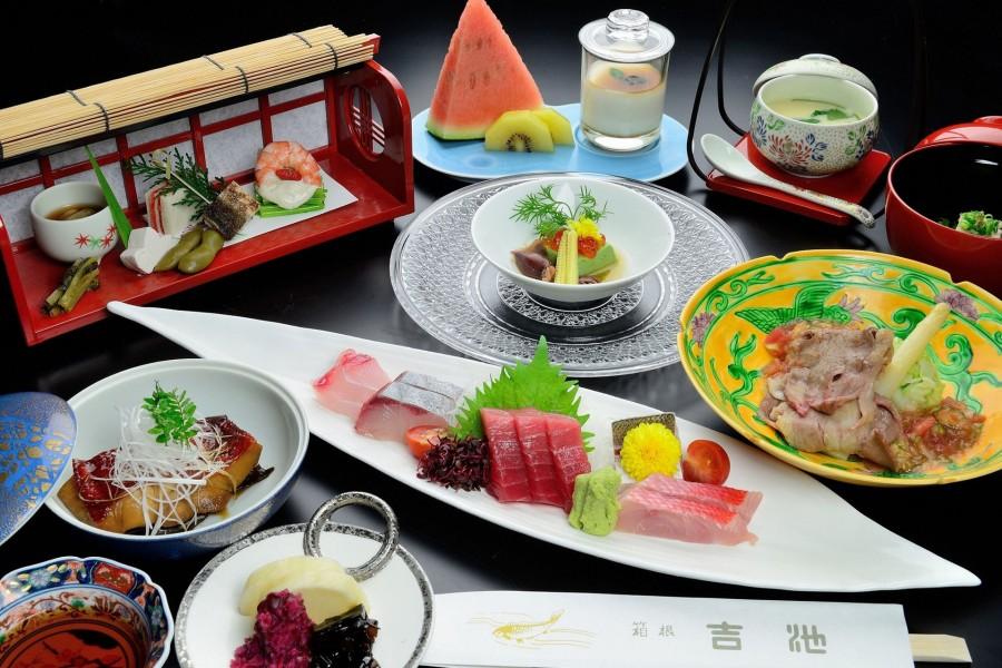 Yoshiike Ryokan (Gasthaus im japanischen Stil) - 2