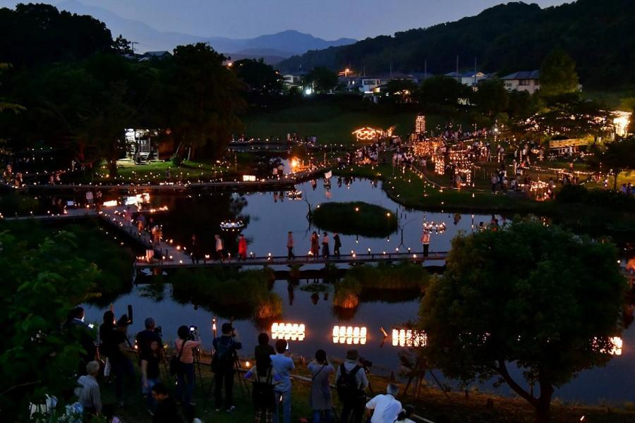 이쓰쿠시마 시세이 공원 - 2