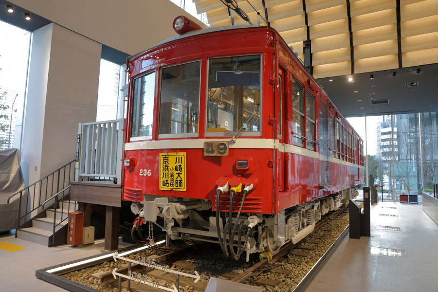 Le musée Keikyu - 3