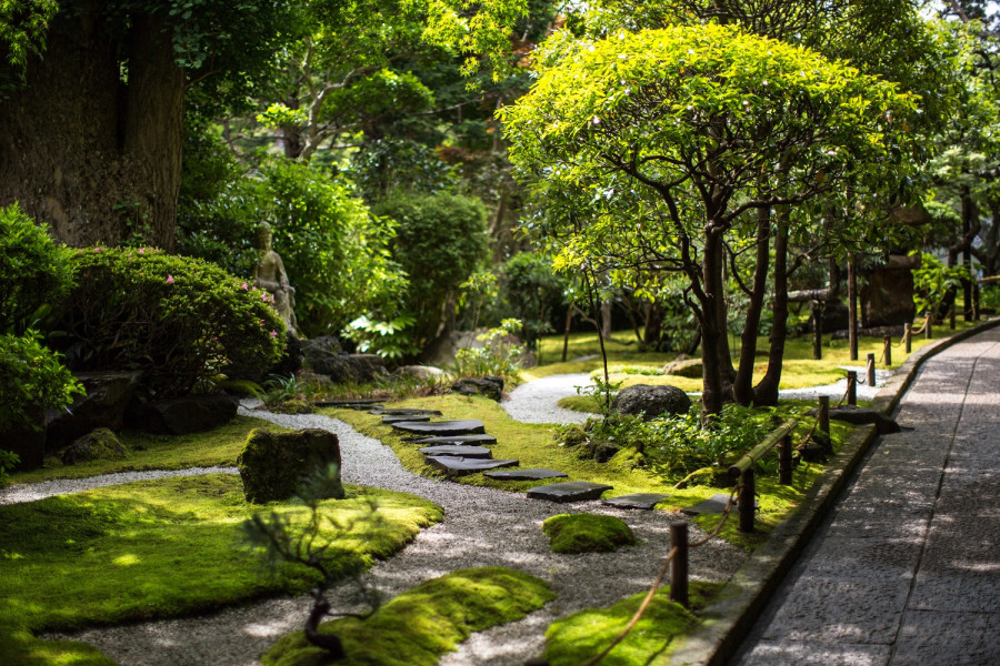 Hōkoku-ji Tempel - 4