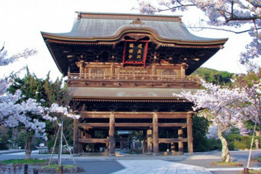 Temple Kenchō-ji - 2