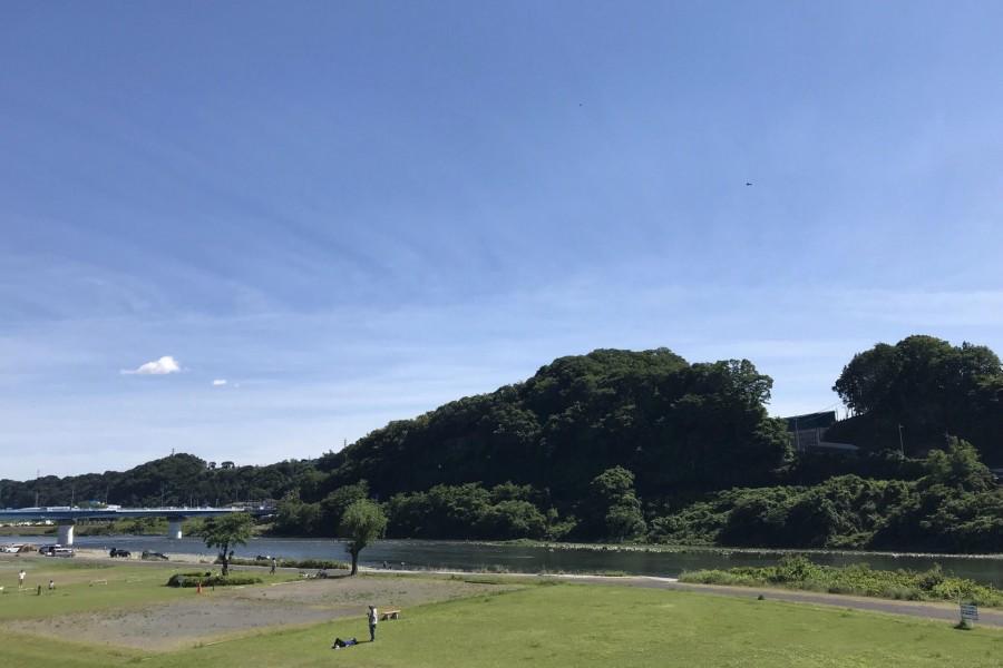 水乡田名散步 - 2
