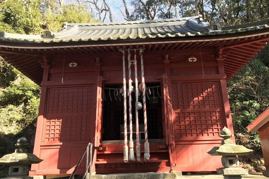 Shirahige Shrine - 1