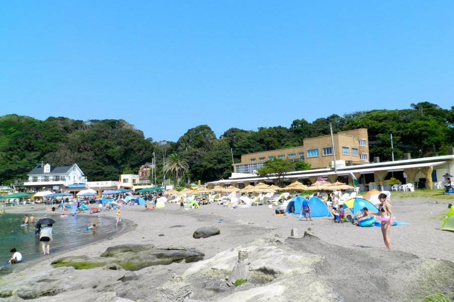 Bờ biển Araihama  - 2