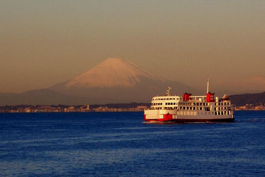 Tokyo Bay Ferry - 2