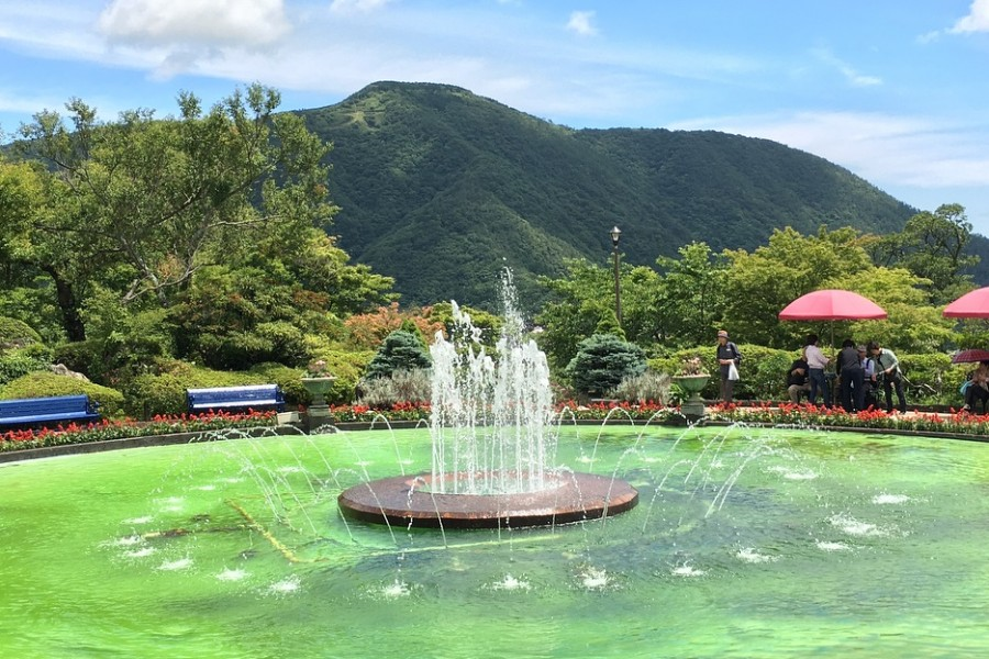 Parc Hakone Gora