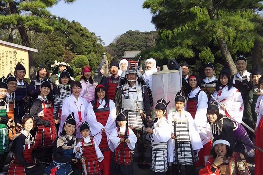 鎌倉武士隊 - 1