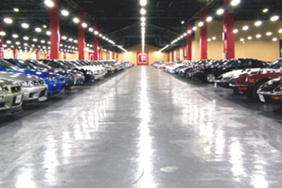 Bộ sưu tập di sản Nissan
