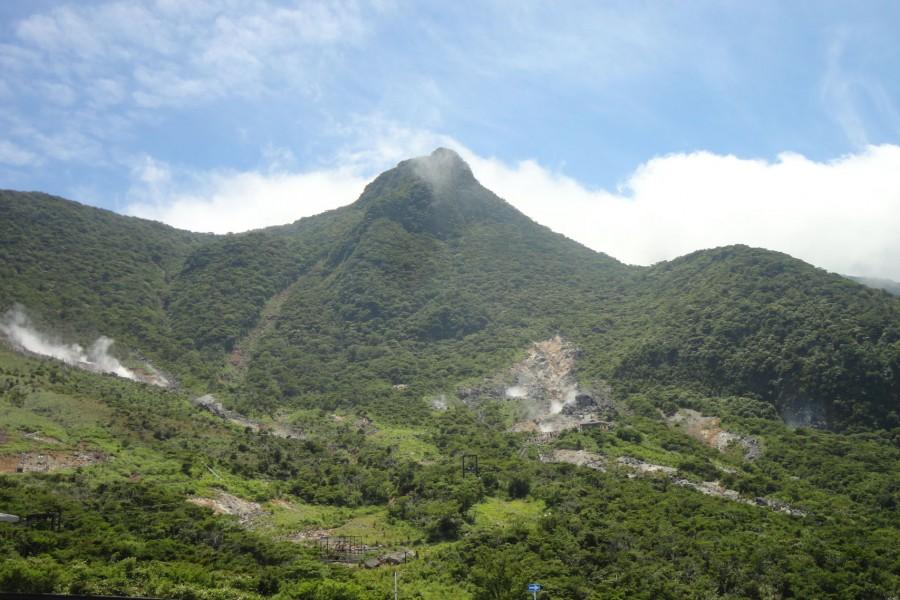 Pic du mont Kanmurigadake